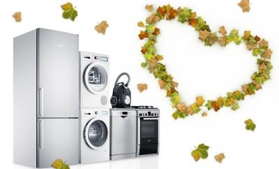 Bosch beyaz eşyalarında sonbahar kampanyası