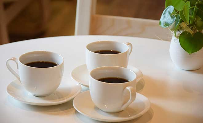Kahve Lekesini Çıkarmak