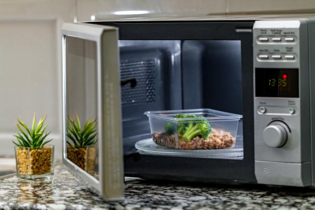 Mikrodalga fırınların kullanımı