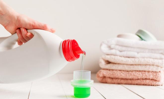 Ev Yapımı Çamaşır Deterjanı