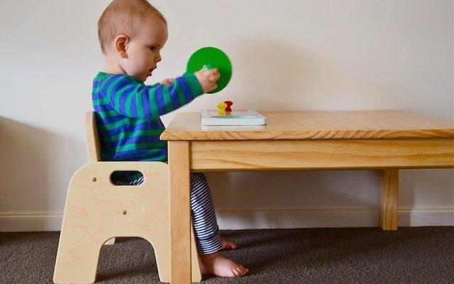 Çocuk Masası Yapımı