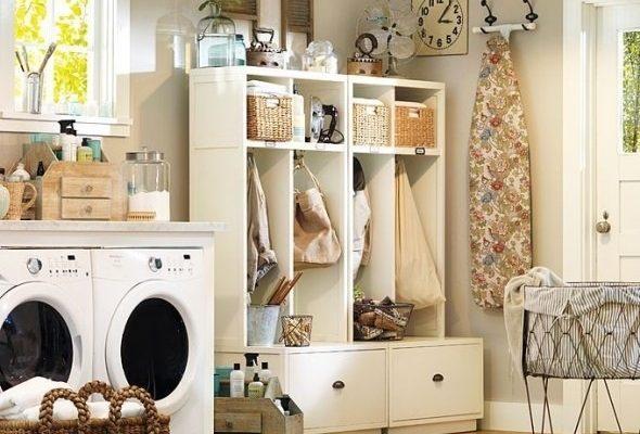 Çamaşır Odanızı Düzenleyin