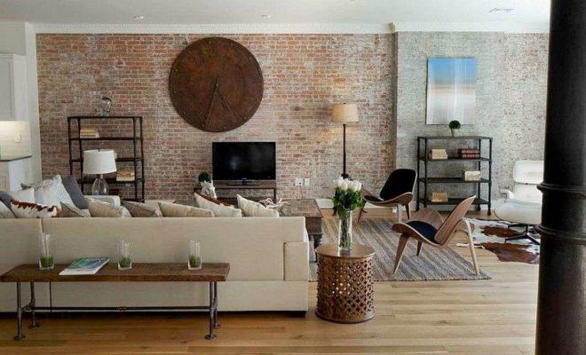 Evde Taş Duvar Kullanımı