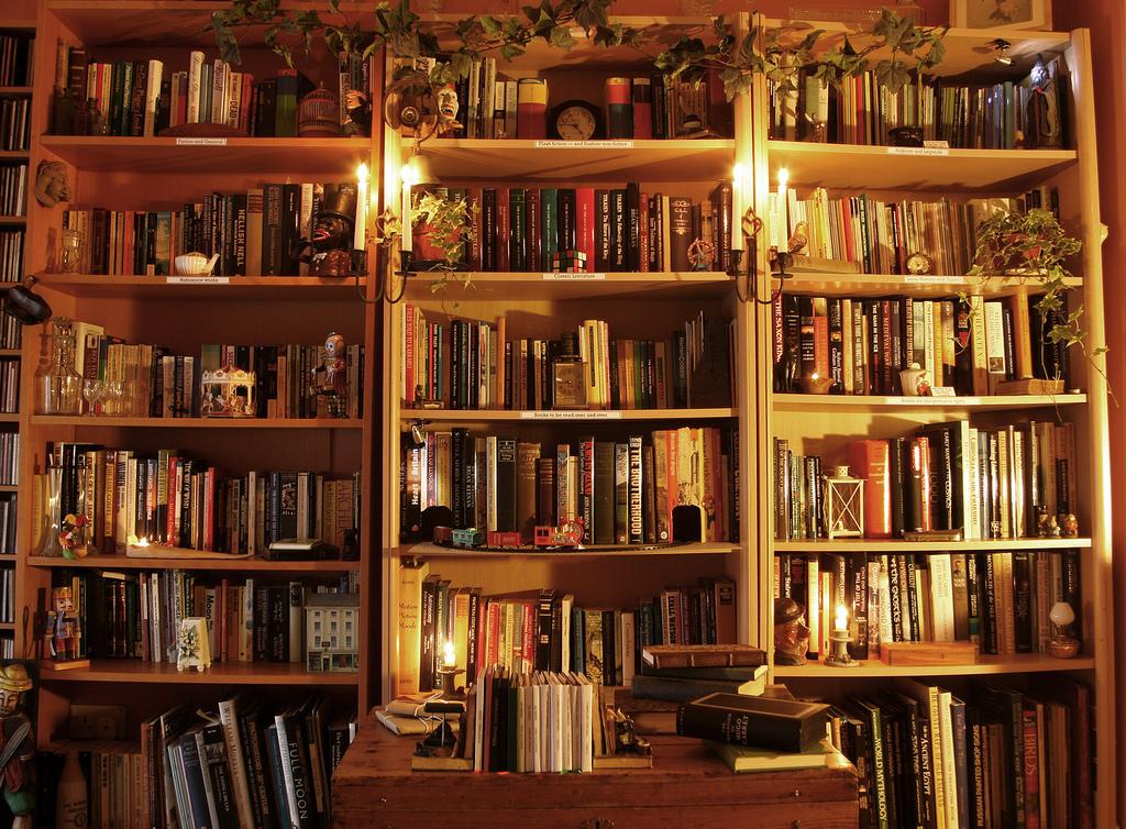 Evde kitaplık seçimi | EvHayat