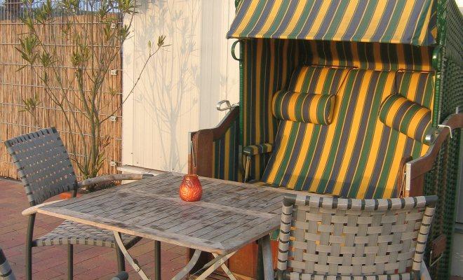 Bahçe mobilyalarının bakımı