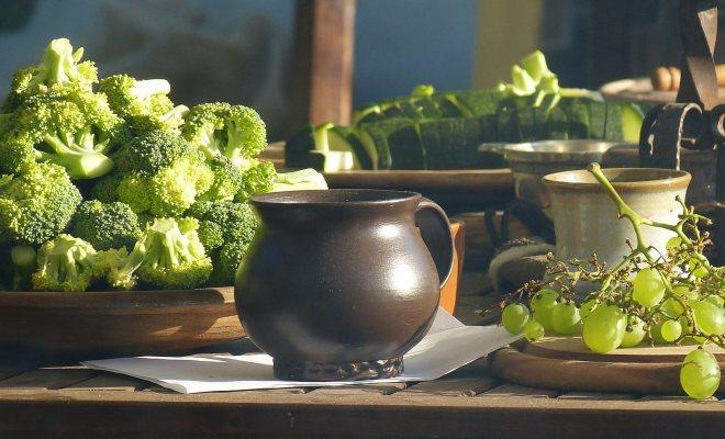 Bahçenizi sebzelerle renklendirin