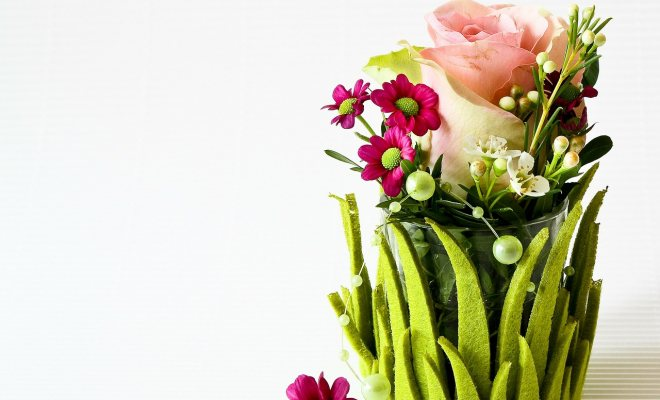 Rengârenk çiçekleri bir arada yetiştirin