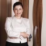Sur Çelik Kapı Satış ve Pazarlama Direktörü Sema Başavcı