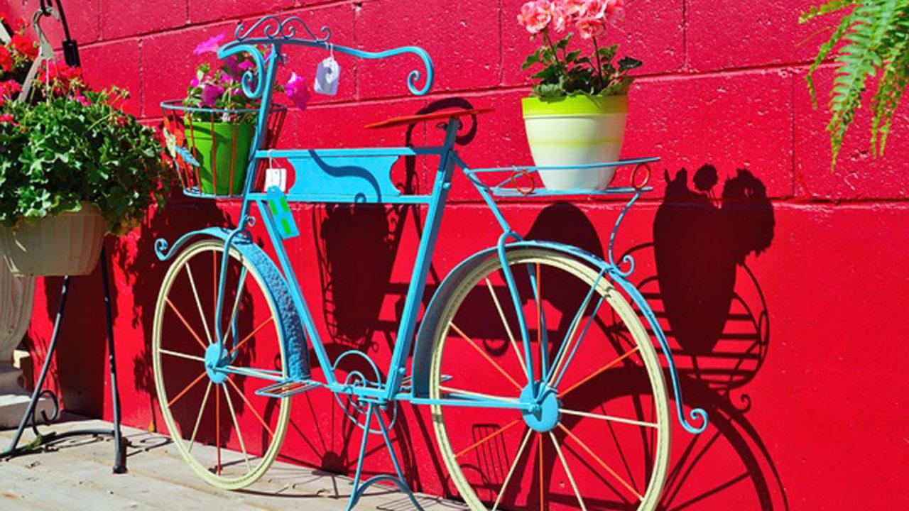 Eski Bisikletinizi Dekorasyon Ogesi Haline Getirin Evhayat
