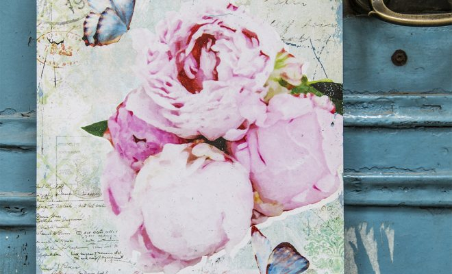 Karaca Home'dan rengarenk kanvas tablolar