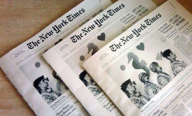 Gazete kâğıtları ile harikalar yaratın