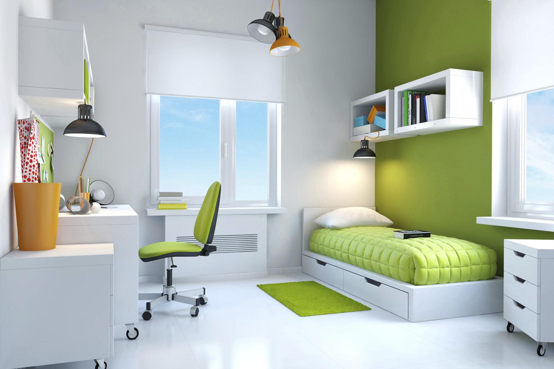 Çocuk odası ne renk olmalı