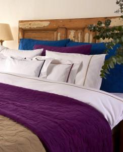 Livving yatak örtüsü
