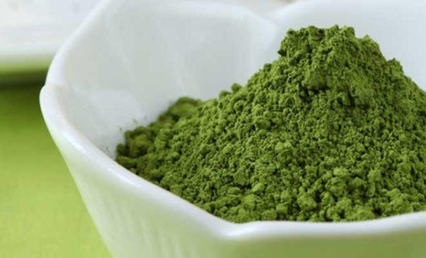 Matcha yeşil çay