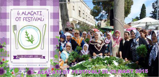 6. Alaçatı Ot Festivali