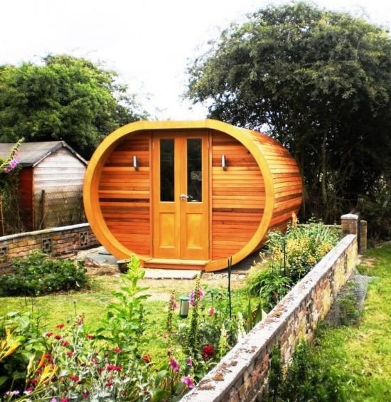 Görsel: Contemporary Garden Rooms