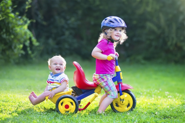 Bisiklet ve Çocuklar