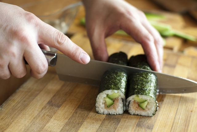 Sushi Yapımı