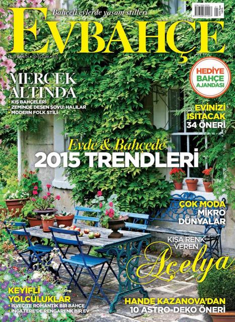 Ev Bahçe Dergisi