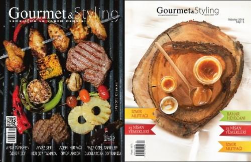 Gourmet & Styling Dergisi