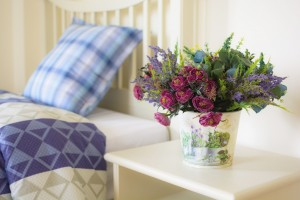 Ev Dekorasyonunda Çiçek Kullanımı