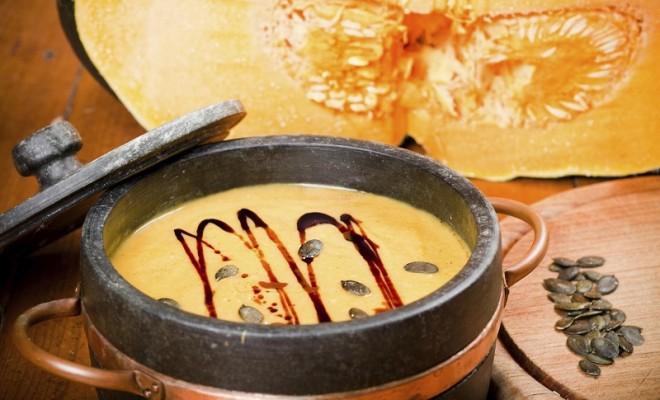 Çorbalar için Biberli ve Naneli Yağ