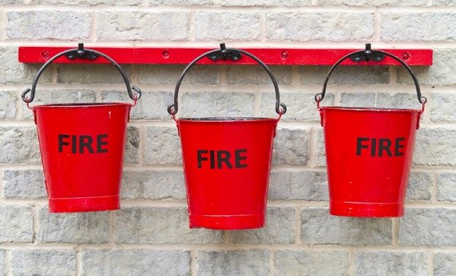 Yangın Söndürmede Yeni Yöntem İFM'de Tanıtılacak
