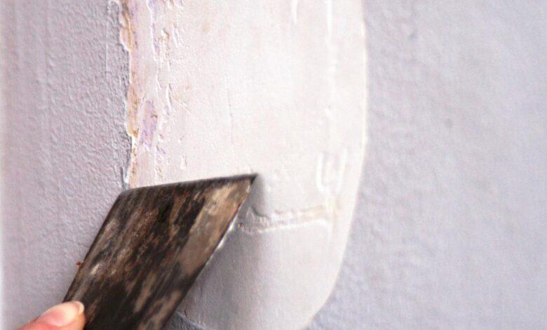 Pürüzlü duvar nasıl düzleştirilir?