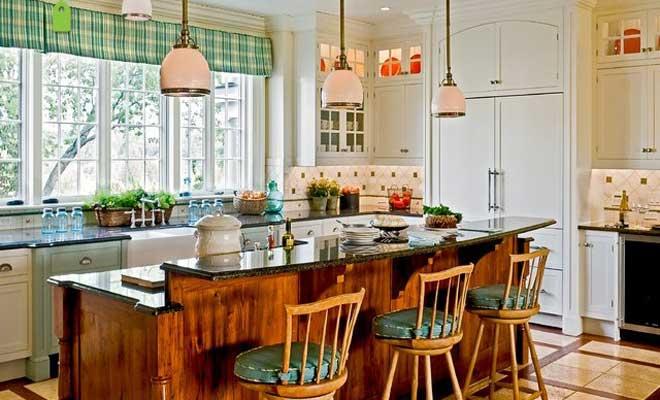 Mutfakta Kahvaltı Barı Dekorasyonu