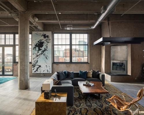 Görsel: Flour Mill, Chicago