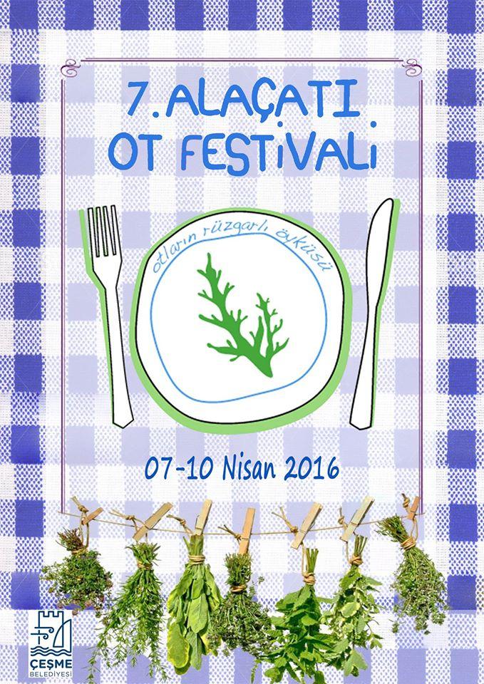 7. Alaçatı Ot Festivali
