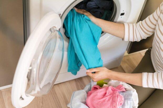 Çamaşır makinesi pompa sesi