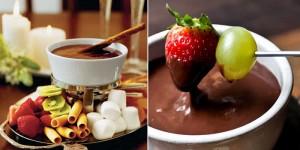 Çikolatalı Fondü