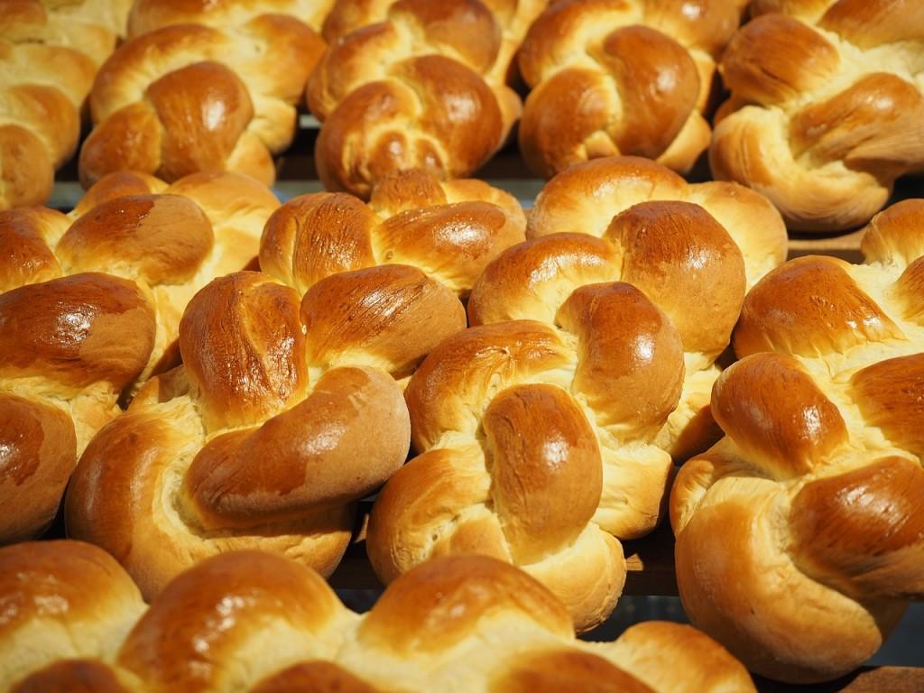 Paskalya Çöreği (2)