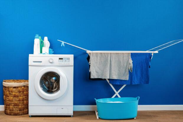 Çamaşır makinesinden gelen ses