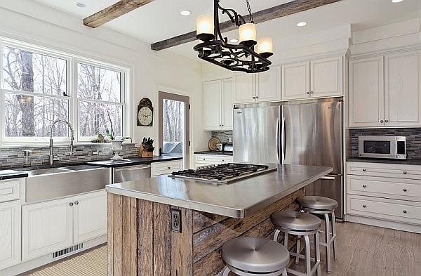 Çelik Mutfak Tezgahı