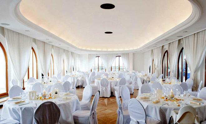 Düğün salonunun dekorasyonu: nasıl seçilir