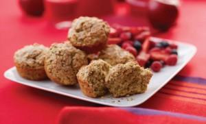 Chia muffin