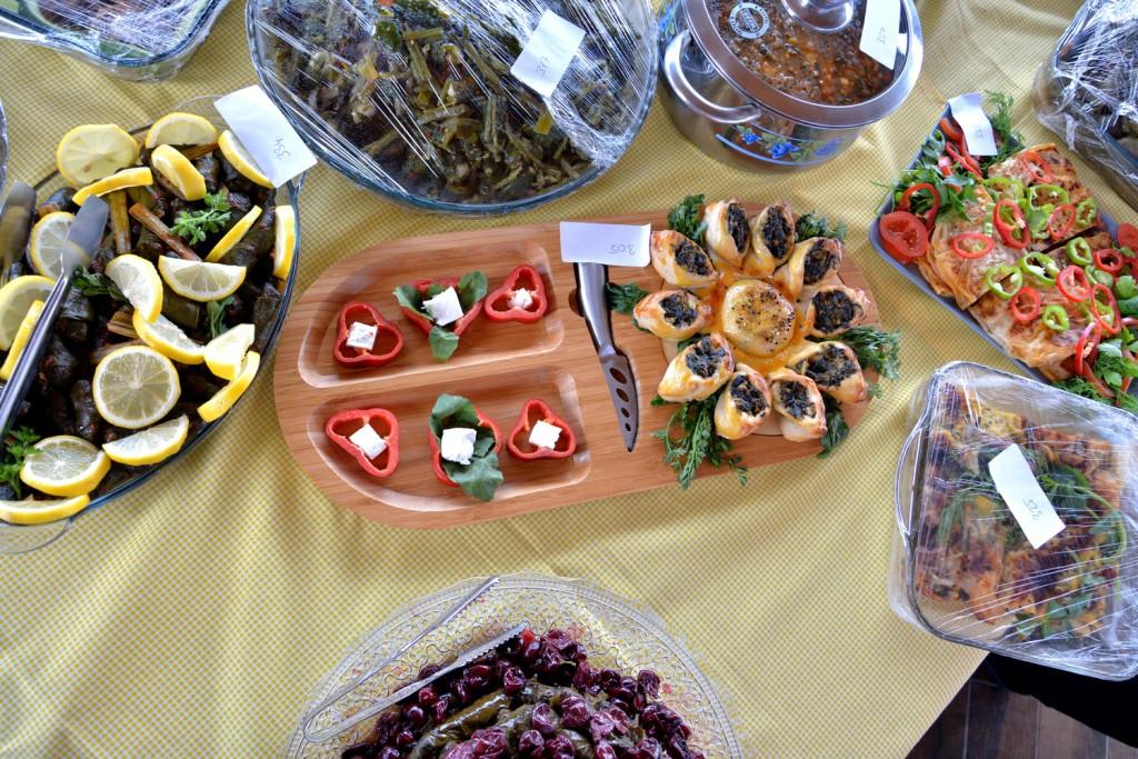 Samsun Ot Yemekleri Festival,