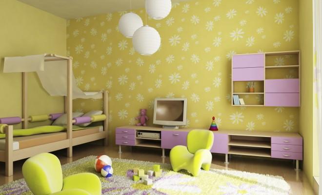 Çocuk Odası Aydınlatması Nasıl Olmalıdır?