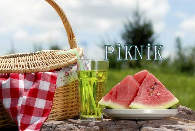 Piknik Sepeti Nasıl Hazırlanır?