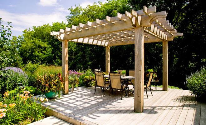 Bahçe Mobilyaları 2018 Trendleri
