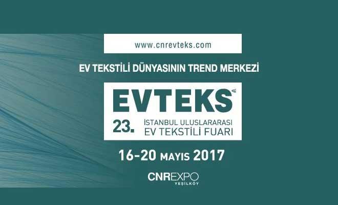 EVTEKS 2017 Tekstil Fuarı