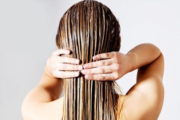 Beyaz Sirke ile Saç Yıkama