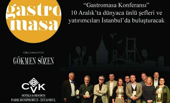 Gastromasa Konferansı 2016