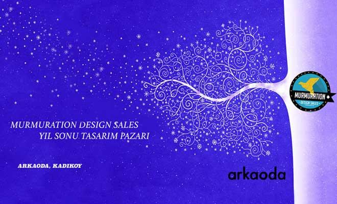 Murmuration Design Sales Yıl Sonu Tasarım Pazarı