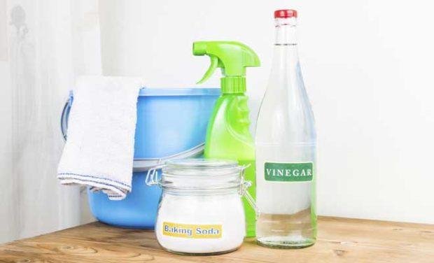 Beyaz sirkenin temizlikte kullanımı
