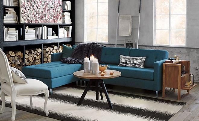 Soğuk Renkler ile Ev Dekorasyonu
