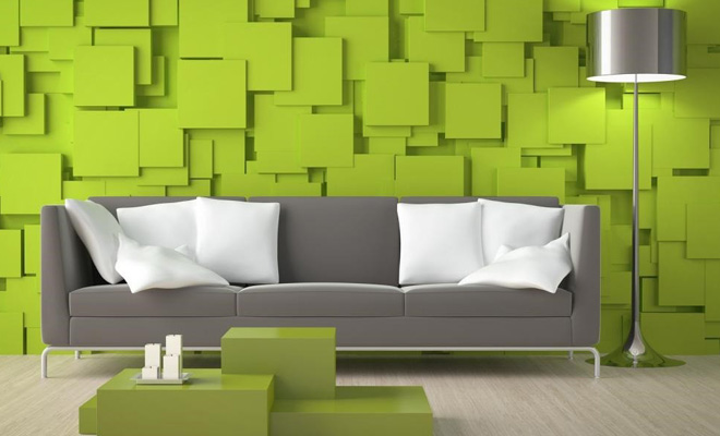 3 boyutlu duvar ka tlar duvar ka d modelleri evhayat for Sustainable interior design products