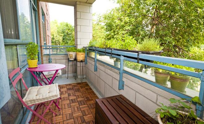 Balkon Fayansları Nasıl Temizlenir?